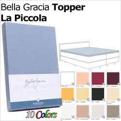 Bella Gracia topper hoeslaken La Piccola