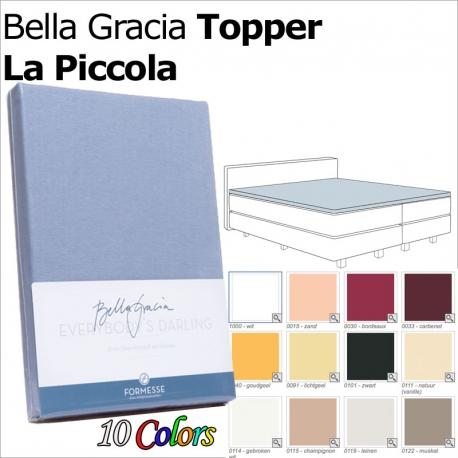 Bella Gracia topper hoeslaken La Piccola