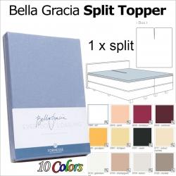 Bella Gracia split topper duo 1 hoeslaken